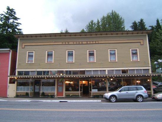 Inn at Creek Street: Front of Hotel