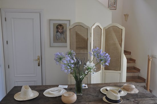 The Lodge Ronda: Entrance