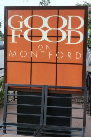 Good Food on Montford