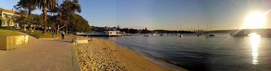 Panorama of Watson's Bay