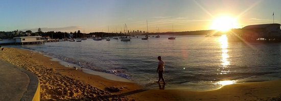 Late evening Watson's Bay