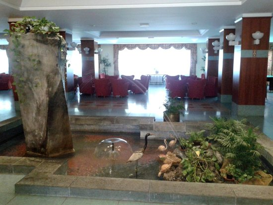 Hotel Caesar Palace: Fontanella in hotel