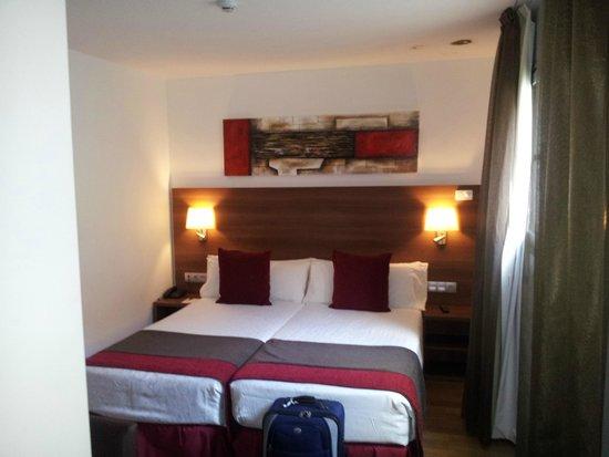 Hotel Auto Hogar : habitación 2