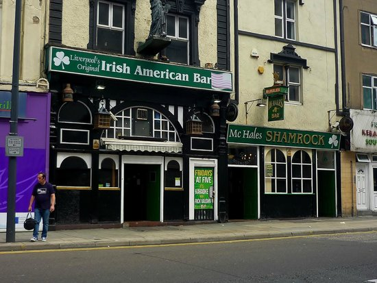 McHale's Irish American Bar