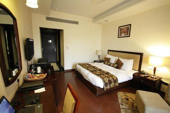 HK Clarks Inn : Room: Clean and spacious