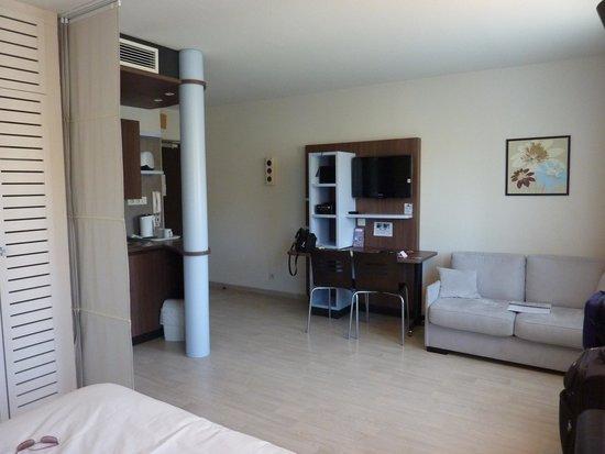 Suite-Home Apt en Luberon : chambre