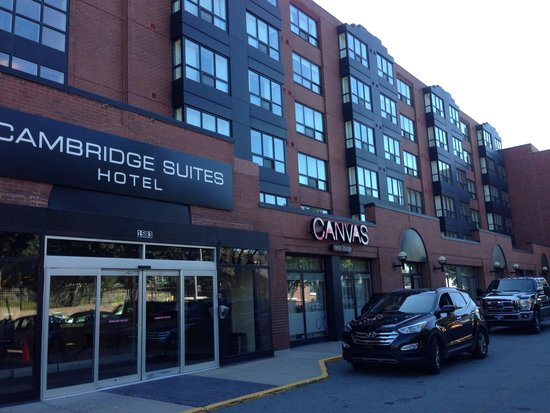 Cambridge Suites - Halifax: A good place to stay in Halifax