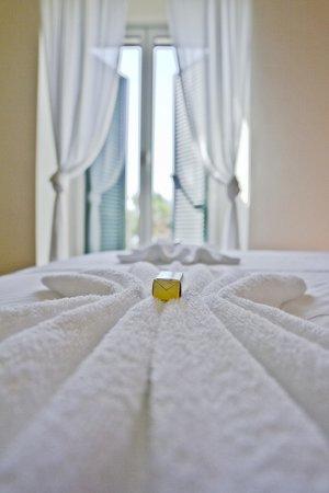 Hotel Kastil : Double bed room