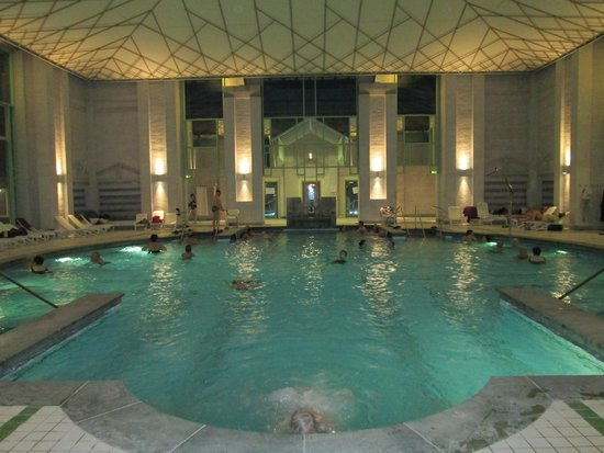 Aalen, Germany: Piscine