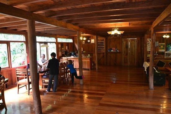 Casa Divina Lodge: Salle à manger
