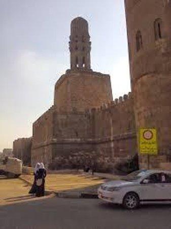 Islamic Cairo: باب النصر2