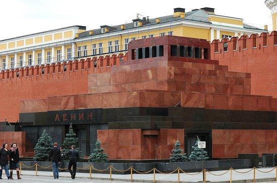 Lenin's Mausoleum : Мавзолей Ленина
