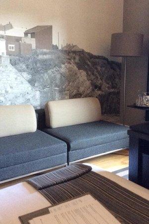 Twelve Picardy Place: Loch Lomond Suite