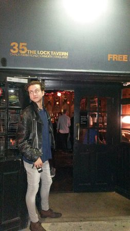 Photo of Bar Lock Tavern at 35 Chalk Farm Road, London NW1 8AJ, United Kingdom