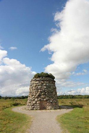 Culloden Battlefield: Memorial Tower