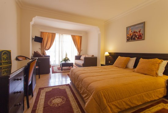 Argana Hotel: Junior Suite