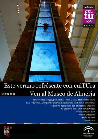 Museo de Almería: Cartel del verano 2014