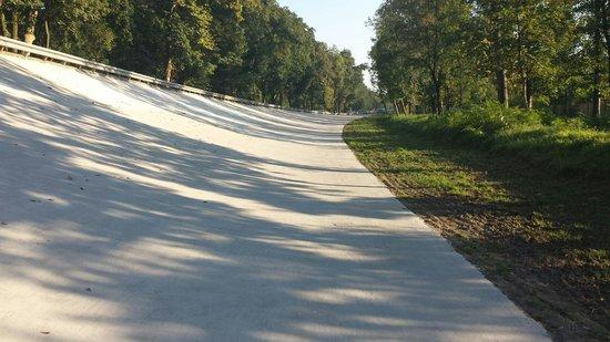 Autodromo Nazionale Monza: Curva sopraelevata anello per alta velocità