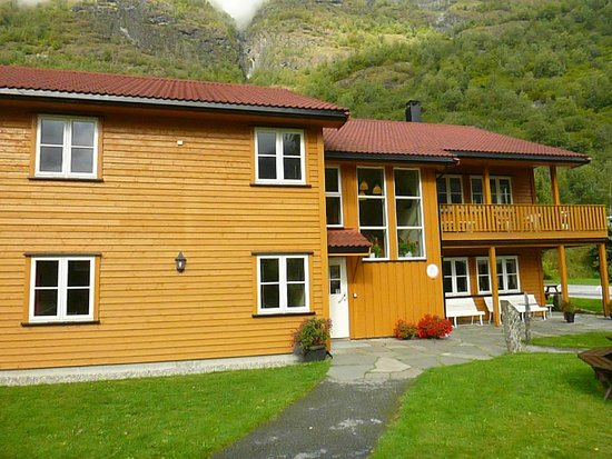 Flam Camping and Youth Hostel: hostel flam