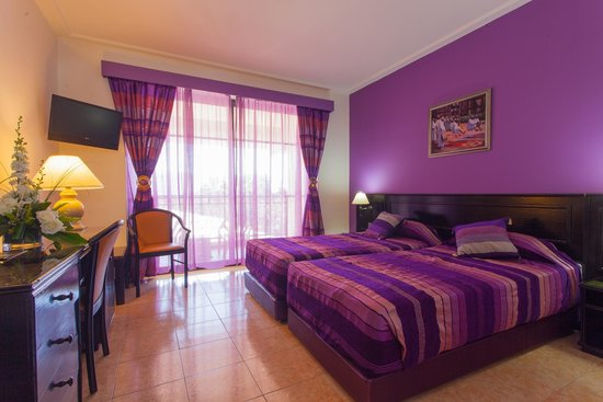 Argana Hotel: Standard Room
