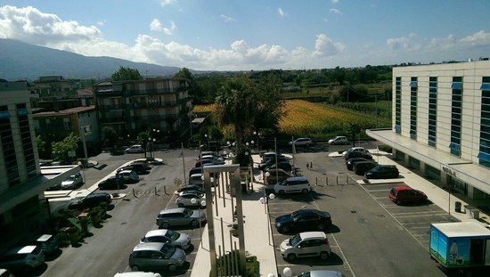 Hotel San Mauro: View from the top floor