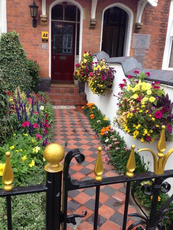 Twelfth Night Guest House : A nice welcome