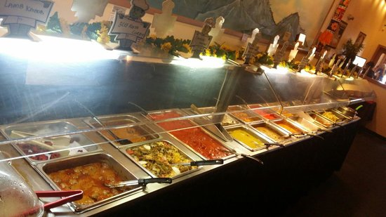Himalayas Restaurant is an Indian Buffet in Moore, OK that caters to dairy-free and more