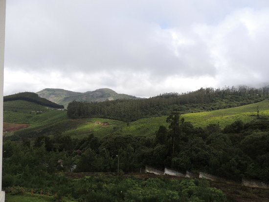Accord Highland Hotel Ooty: View from room