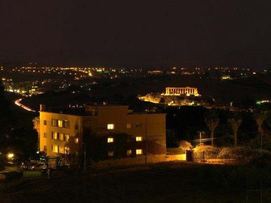 Hotel della Valle : Valle dei tempi visto desde la habitacion
