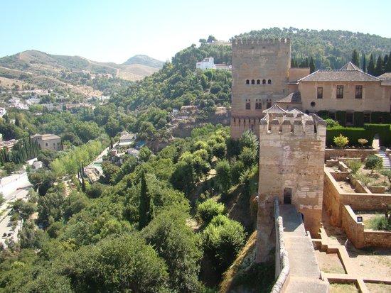 Hotel Juan Miguel: Vista desde la Torre de la Vela