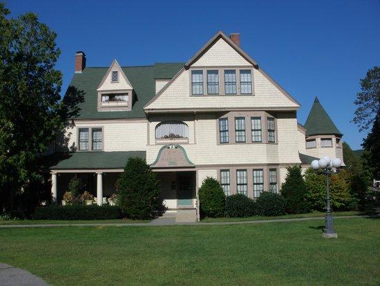 The Wentworth: Cottage Arden et tourelle de celui-ci