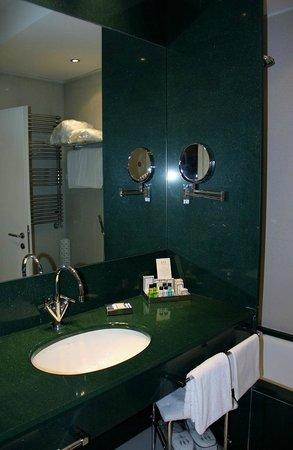 Palace Bonvecchiati: Salle de bain