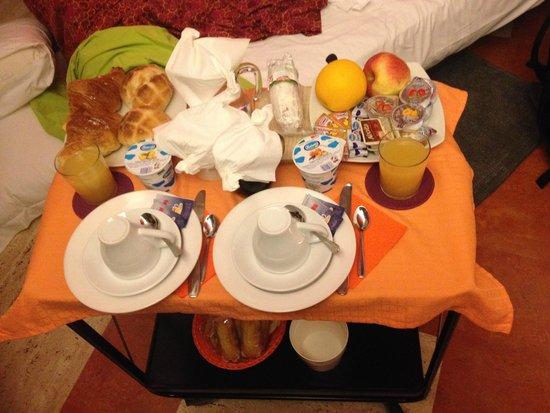 Alle Fornaci a San Pietro - Bed & Breakfast: Breakfast
