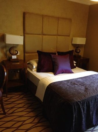 The Spa Hotel at Ribby Hall Village: comfy bed