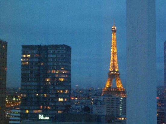 Torre Eifel Vista Maravilhosa Foto Van Adagio Paris