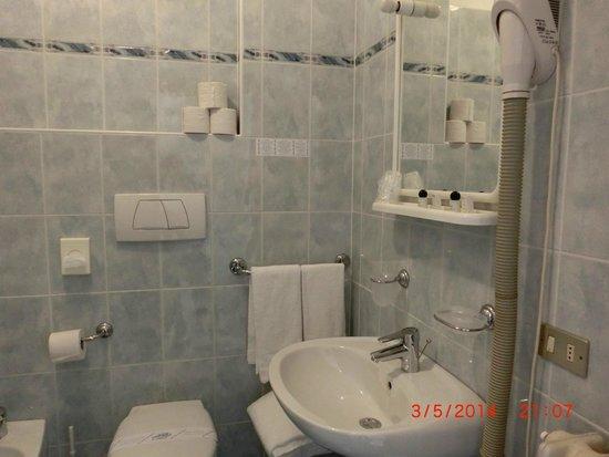 Villa Edera: Ванная комната