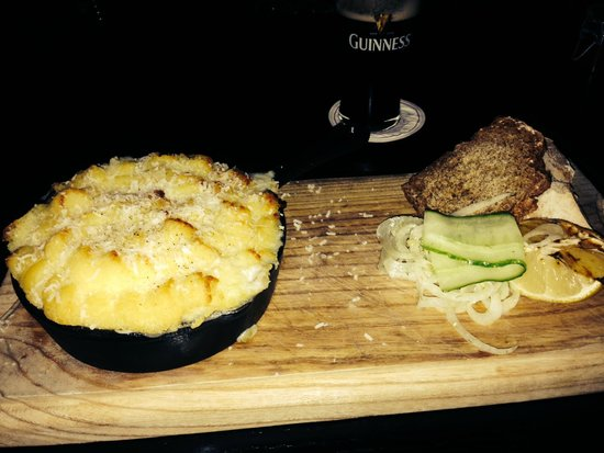 The Morrison, a DoubleTree by Hilton Hotel: Fish pie