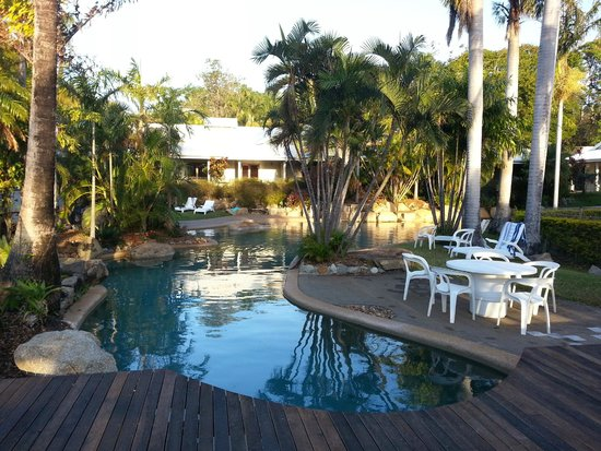 Sovereign Resort Hotel Cooktown: Pool area