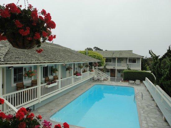 BEST WESTERN PLUS Carmel Bay View Inn: hotel