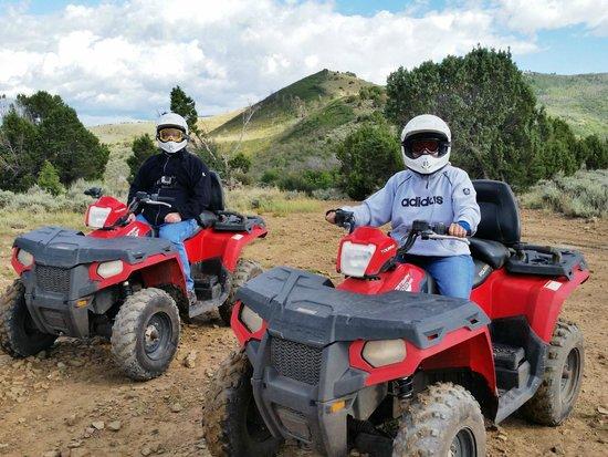 Glenwood Adventure Company : ATV Tour