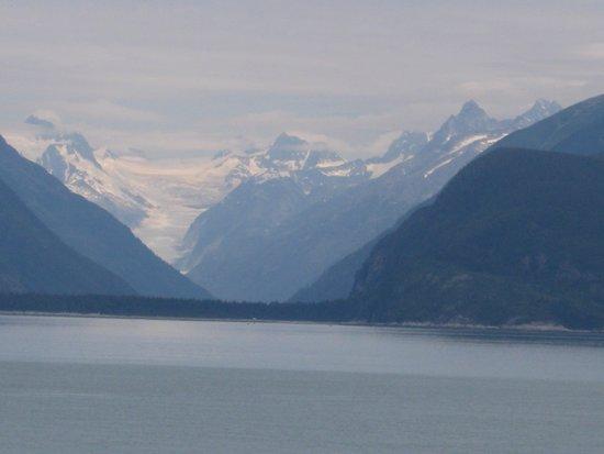 Fort Seward Condos: The view in Alaska