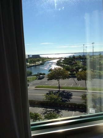 Holiday Inn Express Ocean City: View from our room on the 5th floor