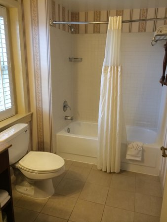 Historic Inns of Annapolis: Robert Johnson House - bathroom