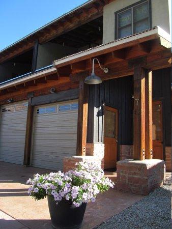 Moab Springs Ranch : Entrance