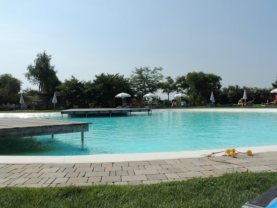 Silince Pool Bild Von Parc Hotel Germano Suites Apartments