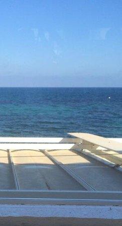 Nautilus: Vistas al mar