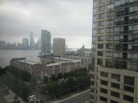 The Westin Jersey City Newport: View #2 from 15th floor room