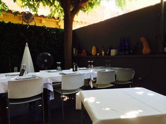 Restaurante Amar : Ristorante esterno