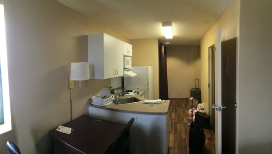 Extended Stay America - Ft. Lauderdale - Convention Center - Cruise Port: cozinha