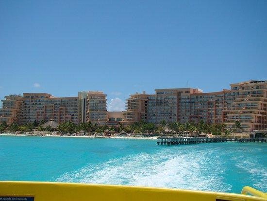 Grand Fiesta Americana Coral Beach Cancun: O hotel